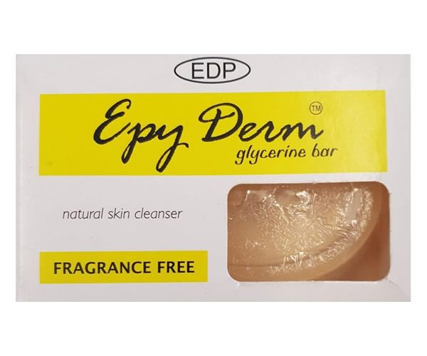 Epy Derm Glycerine Bar Soap